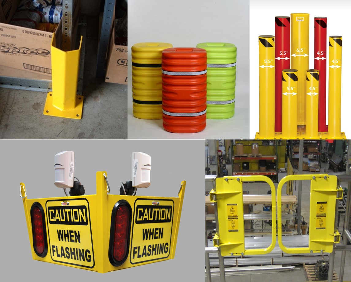 Collision Awareness Products Forklift Sensor Alert System