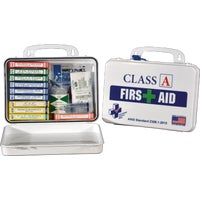 K615-011 Certified Safety Class A ANSI & OSHA Certified First Aid Kit