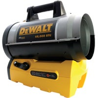F340660 DeWalt Cordless Propane Forced Air Heater