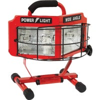 L-5200 Designers Edge Power Light 500W Wide Angle Halogen Portable Work Light L-5200, Designers Edge 500W Wide Angle Halogen Portable Work Light