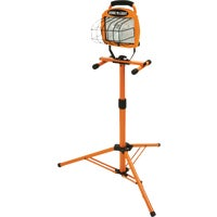 L-10 Designers Edge Home Light 500W Halogen Tripod Work Light L-10, Designers Edge 500W Halogen Tripod Work Light