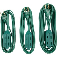 IN-PT2162-3PK-GR Do it 16/2 3-Pack Extension Cord Set cord do extension it