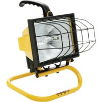 L-20 Designers Edge Power Light 500W Halogen Portable Work Light L-20, Designers Edge 500W Portable Halogen Work Light