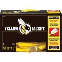 2805 Yellow Jacket 10/3 Contractor Grade Extension Cord cord extension jacket yellow