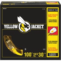 2806 Yellow Jacket 10/3 Contractor Grade Extension Cord cord extension jacket yellow