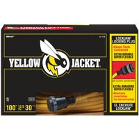 2738 Yellow Jacket Lockjaw 12/3 Extension Cord cord extension