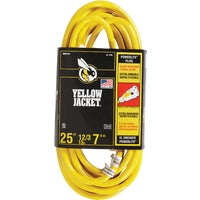 2883AC Yellow Jacket 12/3 Extension Cord