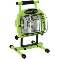 L-5500 Designers Edge Power Light 700W Halogen Portable Work Light L-5500, Designers Edge 700W Halogen Portable Work Light