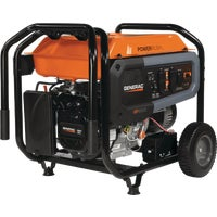 7686 Generac 8000W PowerRush Portable Generator
