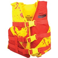 86130 Seachoice Child/Youth Life Vest life vest