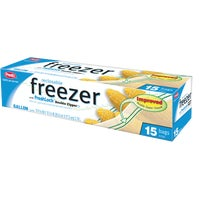 CO3708S Presto Reclosable Double Zipper Freezer Bag bag freezer