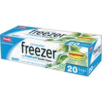 C003710S Presto Reclosable Double Zipper Freezer Bag bag freezer