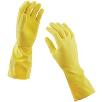 12324-26 Soft Scrub 2-Pair Pack Latex Rubber Glove