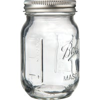 1440080101 Ball Miniature Glass Storage Jar