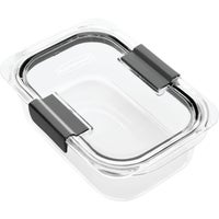 "2024350 Rubbermaid Brilliance Food Storage Container 601902, Additional Shelf Level Boltless 36""W x 12""D"