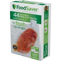 FSFSBF0226-NP FoodSaver Heat-Seal Pre-Cut Vacuum Sealer Bag FoodSaver Heat-Seal Pre-Cut Vacuum Sealer Bag