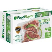 FSFSBF0746-NP FoodSaver Heat-Seal Vacuum Sealer Bag Roll FoodSaver Heat-Seal Vacuum Sealer Bag Roll