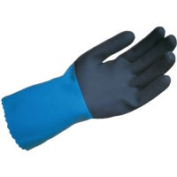 33002 Spontex Bench-Mark Neoprene Latex Rubber Glove gloves rubber