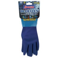 20005 Spontex Bluettes Neoprene Rubber Glove gloves rubber
