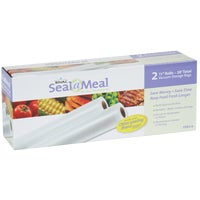 FSSMBF0626-P00W Seal-A-Meal Vacuum Sealer Bag Roll FSSMBF0626-P00W, Seal-A-Meal Vacuum Sealer Bag Roll