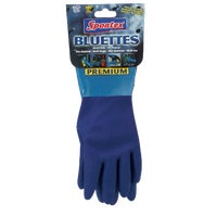 19005 Spontex Bluettes Neoprene Rubber Glove gloves rubber