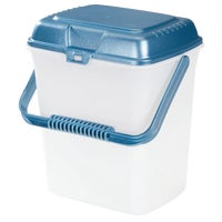 FG696204ROYBL Rubbermaid Plastic Food Canister canister food