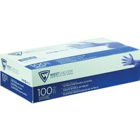 2905/M West Chester Protective Gear Posi Shield Nitrile Disposable Glove With Textured Fingertips disposable gloves