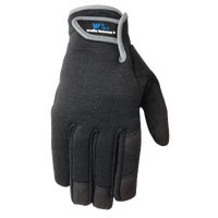 7700Y Wells Lamont Ultra Comfort Synthetic Leather Garden Kids Glove gloves kids