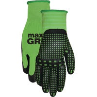 93-L Midwest Quality Glove Max Grip Nitrile Coated Glove