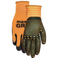 94-L-DB-6 Midwest Quality Glove Max Grip Nitrile Coated Glove