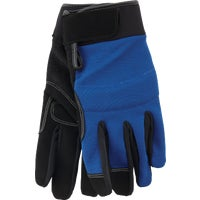 706475 Do it High Performance Glove With Hook & Loop Cuff gloves work