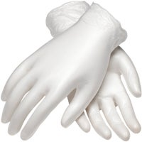 2750/L West Chester Protective Gear Posi Shield Clear Vinyl Disposable Glove disposable gloves