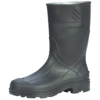 76002-5 Honeywell Servus Youth Rubber Boot Honeywell Servus Youth Black Rubber Boot