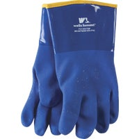 194 Wells Lamont Chemical Resistant PVC Coated Glove coated gloves