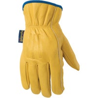 1168L Wells Lamont HydraHyde Elasticized Wrist Work Glove