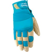 3204S Wells Lamont HydraHyde Womens Adjustable Wrist Work Glove