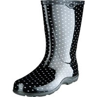 5013BP09 Sloggers Womens Rain & Garden Rubber Boot boots rubber
