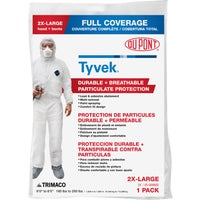 141242/12 Dupont Tyvek Full Coverage Painters Coveralls coveralls painters