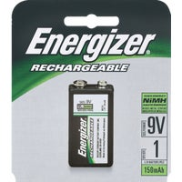 NH22NBP Energizer Recharge 9V Rechargeable Battery battery energizer recharge rechargeable