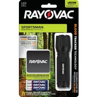 SPBT3AAA-B Rayovac Sportsman Essentials Blood Tracking LED Flashlight flashlight led