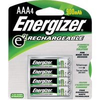 NH12BP-4 Energizer Recharge AAA Rechargeable Battery battery rechargeable