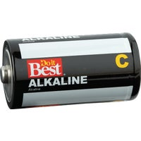 DIB814-4 Do it Best C Alkaline Battery alkaline battery