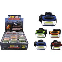 08-1598 Diamond Visions COB LED Headlamp