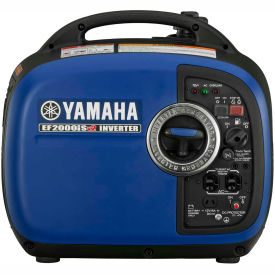 yamaha™ portable inverter generator, gasoline, recoil start, 1600 rated watts Yamaha™ Portable Inverter Generator, Gasoline, Recoil Start, 2000 Watts
