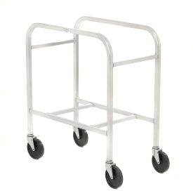 "new age 6266 all welded aluminum 2 lug cart, 28-1/4""l x 15-3/4""w x 33""h, no lugs New Age 6266 All Welded Aluminum 2 Lug Cart, 28-1/4""L x 15-3/4""W x 33""H, No Lugs"