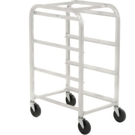 "new age 97205 all welded aluminum 3 lug cart, 26""l x 18-3/4""w x 41""h, no lugs New Age 97205 All Welded Aluminum 3 Lug Cart, 26""L x 18-3/4""W x 41""H, No Lugs"