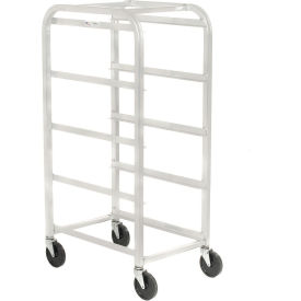 "new age 6262 all welded aluminum 4 lug cart, 26""l x 18-3/4""w x 51""h, no lugs New Age 6262 All Welded Aluminum 4 Lug Cart, 26""L x 18-3/4""W x 51""H, No Lugs"