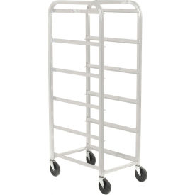 "new age 97253 all welded aluminum 5 lug cart, 26""l x 18-3/4""w x 61""h, no lugs New Age 97253 All Welded Aluminum 5 Lug Cart, 26""L x 18-3/4""W x 61""H, No Lugs"
