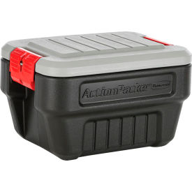 united solutions 1170 actionpacker lockable storage box 8 gallon 20 x 14-5/8 x 12 United Solutions 1170 ActionPacker Lockable Storage Box 8 Gallon 20 x 14-5/8 x 12