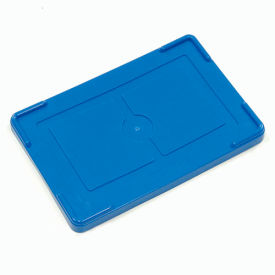 "COV92000BL Lid COV92000 for Plastic Dividable Grid Container, 16-1/2""L x 10-7/8""W, Blue"